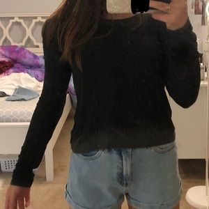 Ombré thermal top